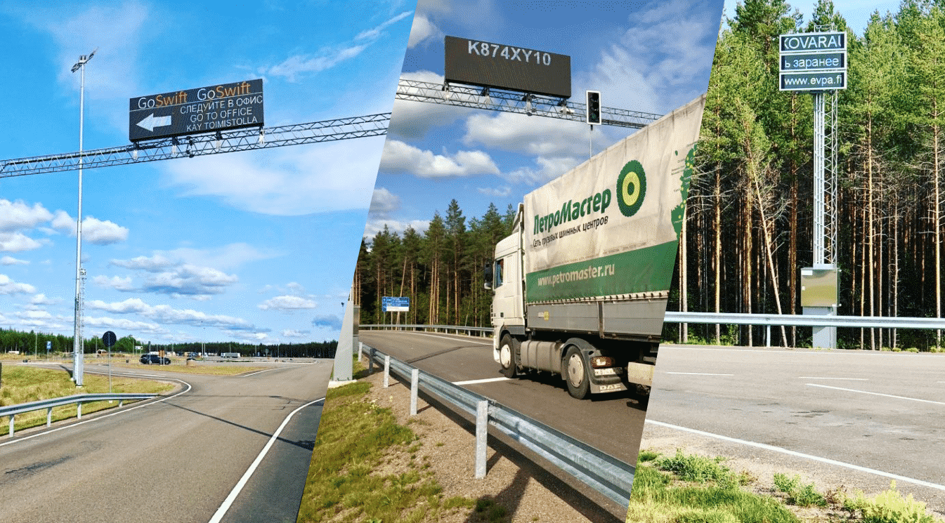 GOSWIFT – VAALIMAA BORDER CROSSING QUEUE MANAGEMENT