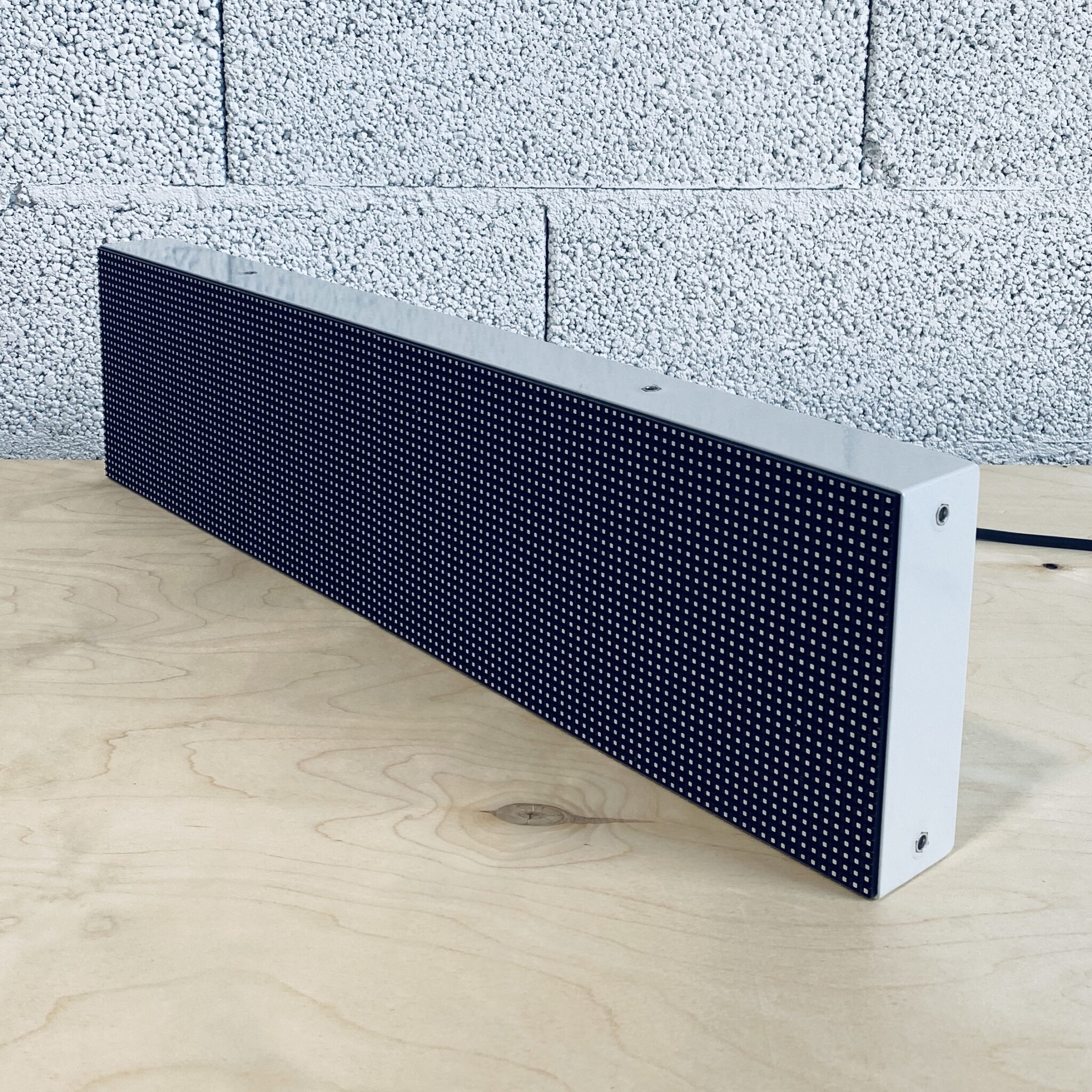 Parking LED Message Board Compact Model DS-640x160