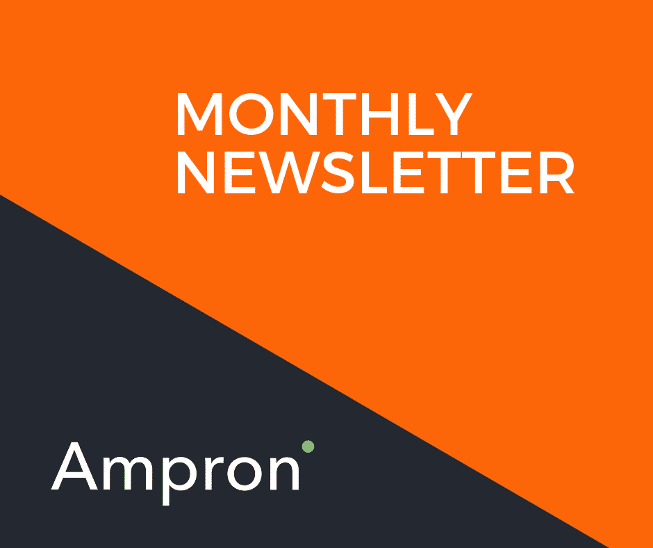 Ampron Monthly Newsletter