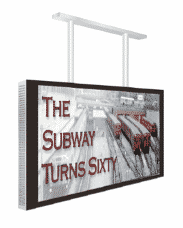 "Ampron Outdoor LCD/TFT displays 49"" Single Sided"